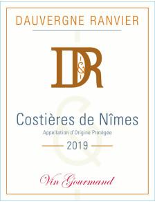 Costières de Nîmes Rosé Vin Gourmand 2019