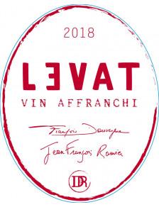 LEVAT - Vin de France 2018