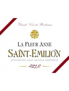 La Fleur Anne 2016 - Saint-Emilion