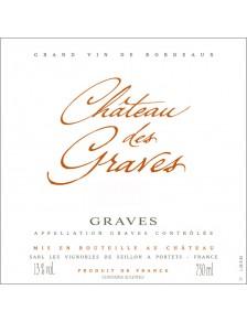 Château des Graves 2004 (37,5cl)