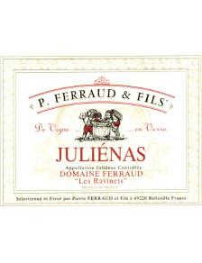 """P. Ferraud - Juliénas """"Les Ravinets"""" 2018"""