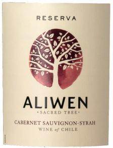 Aliwen Reserva Cabernet-Sauvignon/Syrah 2019