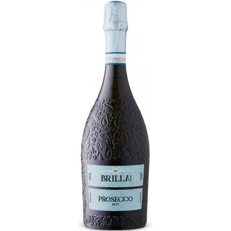 Brilla ! Prosecco Extra Dry DOC