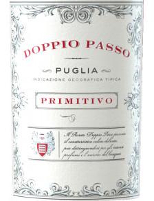 Doppio Passo Primitivo Rosso Puglia IGT 2020