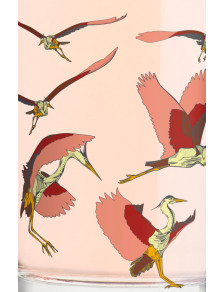 Pink Héron Rosé 2020 (sérigraphie)