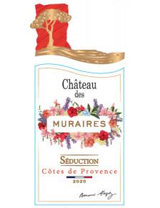 """Château des Muraires """"Séduction"""" 2020"""
