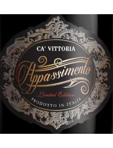 CA Vittoria Appassimento Rosso Puglia IGT 2020