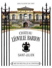 Château Léoville Barton 2016