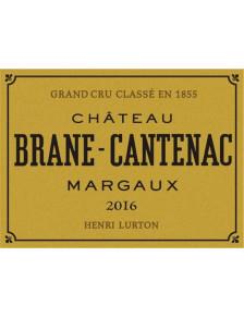 Château Brane Cantenac 2016