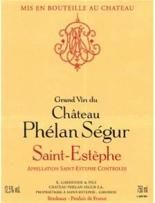Château Phélan Ségur 2005