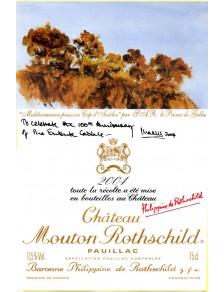 Château Mouton Rothschild 2004