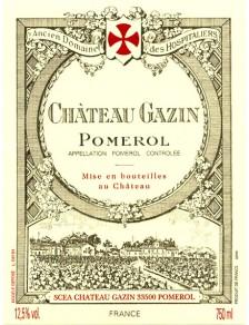 Château Gazin 1999