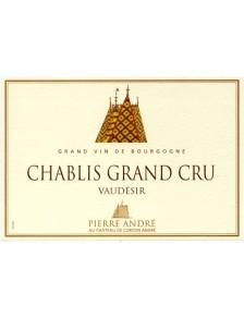Chablis Grand Cru Vaudésir 2010