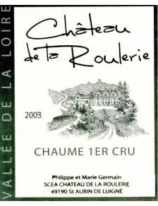 Château de la Roulerie - Chaume 1er Cru 2003 50cl