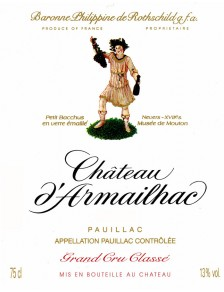 Château d'Armailhac 2008