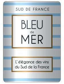 Bleu de Mer - Blanc 2012