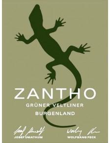 Zantho - Grüner Veltliner 2012