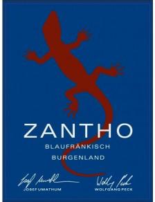 Zantho - Blaufränkisch 2011