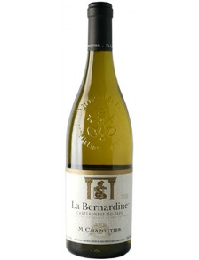 La Bernardine 2012 - Châteauneuf-du-Pape Blanc