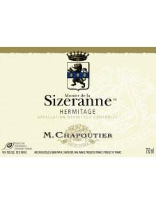 Monier de la Sizeranne 2009 - Hermitage Rouge