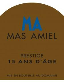 Mas Amiel - Maury 15 ans d'Age