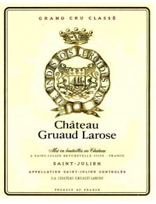 Château Gruaud Larose 2009