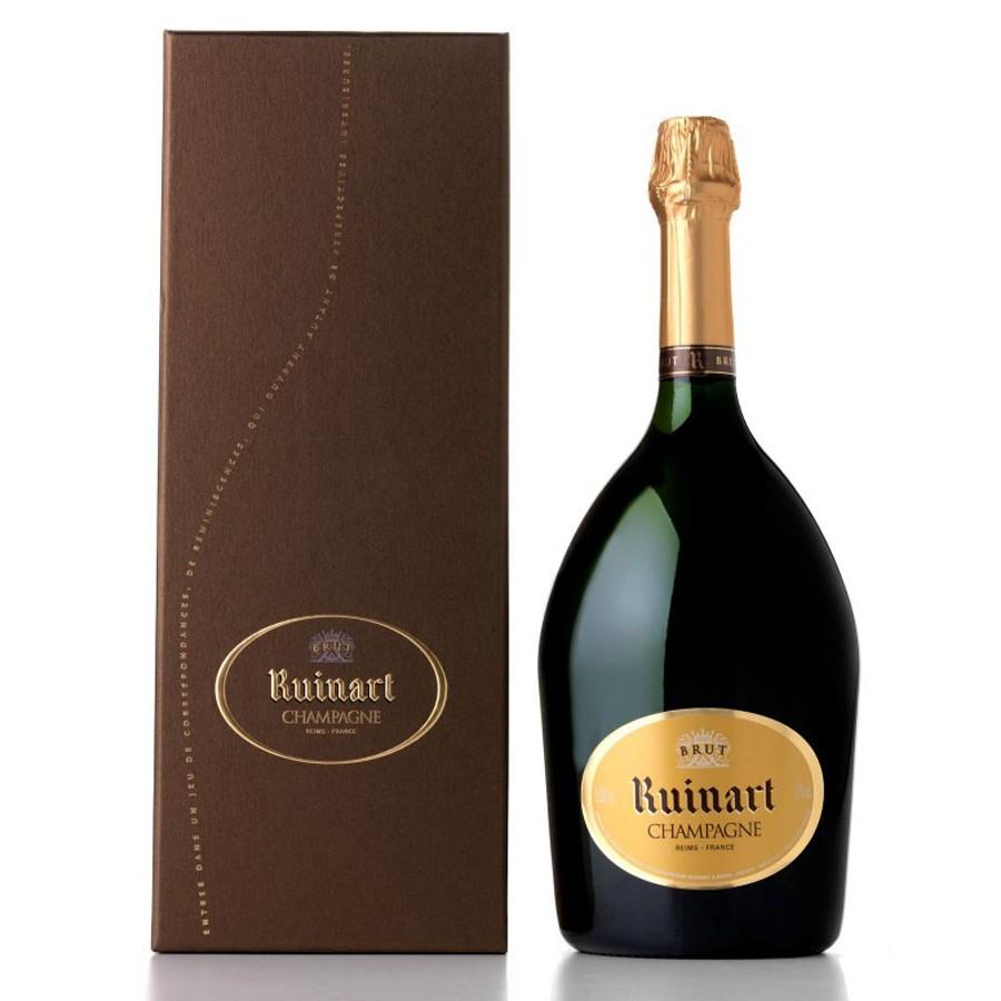 Coffret champagne ruinart - Ruinart blanc de blanc pas cher ...