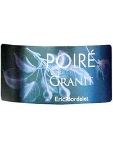 Poiré Granit - Eric Bordelet