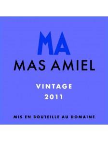 Mas Amiel - Maury Vintage 2011 MAGNUM