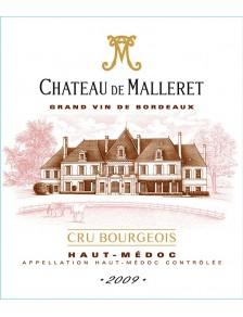 Château de Malleret 2009