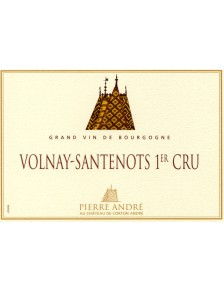 Volnay Santenots 1er Cru 2010
