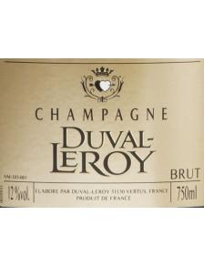 Champagne Duval-Leroy Brut Cuvée PARIS