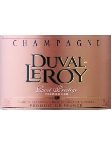 Champagne Duval-Leroy Rosé Prestige 1er Cru