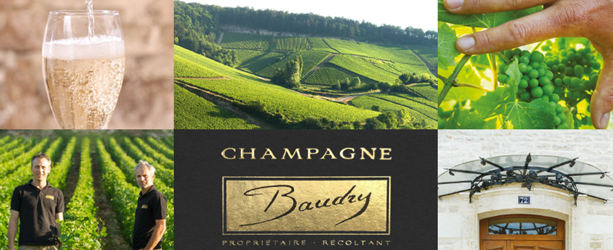 Champagne Baudry