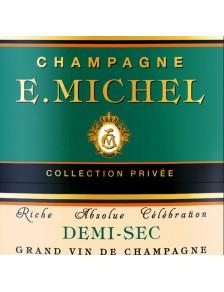 Champagne E. Michel Demi Sec Réserve Extra x6