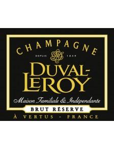 Champagne Duval-Leroy Brut Réserve Offre Spéciale x6