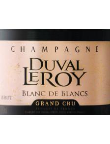 Champagne Duval-Leroy Blanc de Blancs Prestige Grand Cru