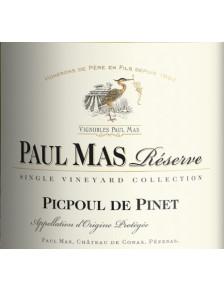 Paul Mas Réserve - Picpoul de Pinet 2019
