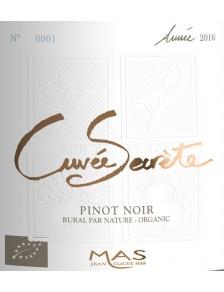 JC Mas Cuvée Secrète Pinot Noir Bio 2019