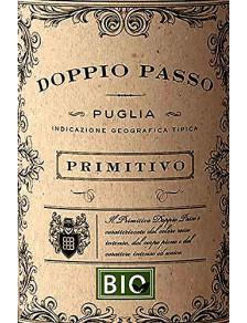Doppio Passo Primitivo Rosso BIO Puglia IGT 2020