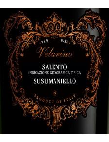 Velarino - Susumaniello - Salento IGT 2019