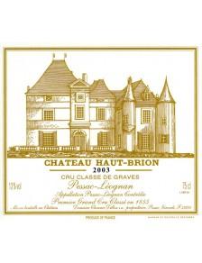 Château Haut-Brion 2003